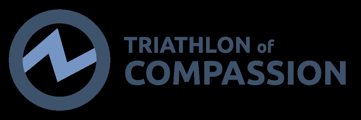 Tri of Compassion logo.