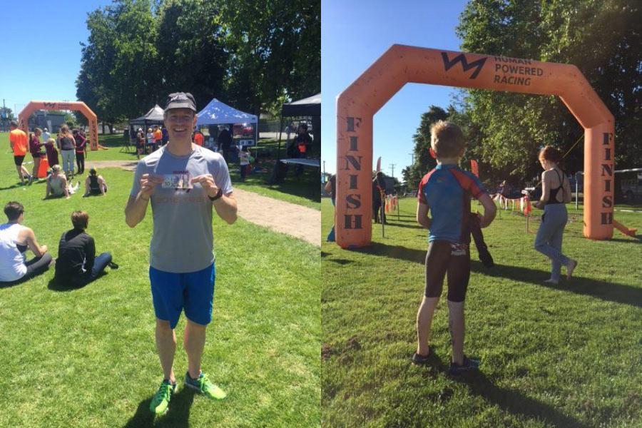 Triathlon of compassion 2016 montage.